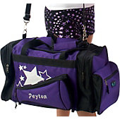 Pizzazz Mega-Star Cheerleading Travel Bag