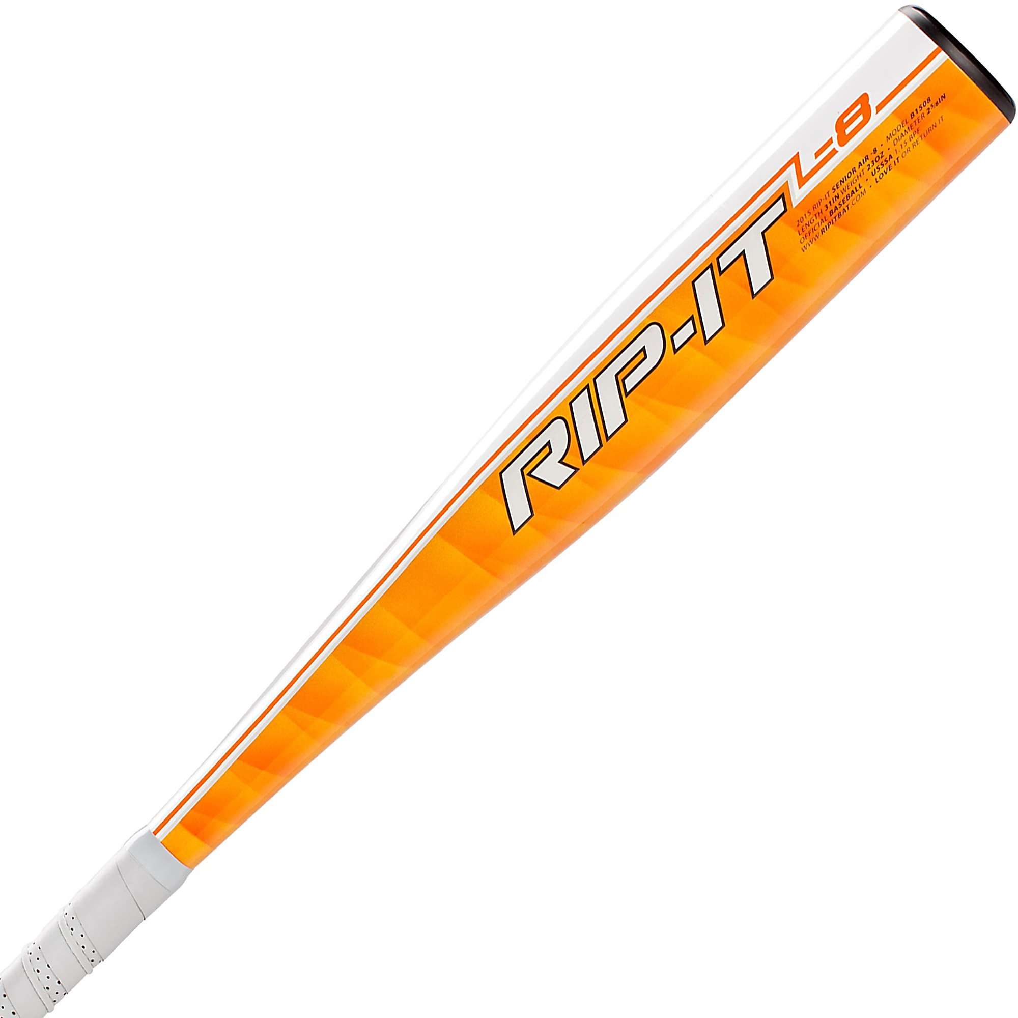 "Rip-It 2015 Air -8 Big Barrel Baseball Bat (2 5/8"") 