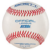 Brett Performance Sports B1T NFHS Practice Baseball (Dozen)