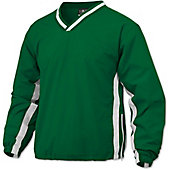 BAW Adult Two Stripe Pullover Jacket