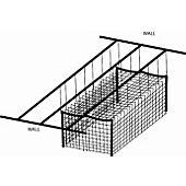 Trigon Indoor Ceiling Suspension Kit