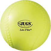 "Jugs Sports 12"" Lite Flite Softball (Dozen)"