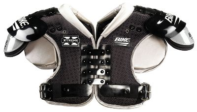 Bike Athletic Xtreme Lite Speed QB/WR/DB Shoulder Pad