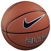 Nike Men's Elite Tournament 8-Panel Basketball