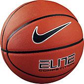 Nike Elite Competition 8-Panel Basketball