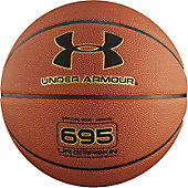 Under Armour Men's 695 Official Indoor Game Basketball (29.5