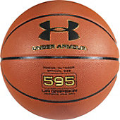 Under Armour 595 Official Indoor/Outdoor Game Basketball (29