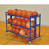 JayPro Sports Atlas Double Ball Locker
