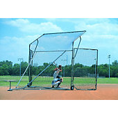 DIAMOND SANDLOT PORTABLE BACKSTOP