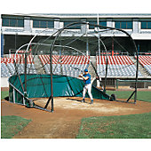 GRAND SLAM PRO PORTABLE BATTING CAGE