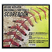 Team Express Deluxe 16 Player Scorebook