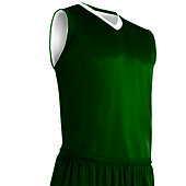 Champro CLUTCH Z-Cloth, DRI-GEAR Reversible Youth Basketball Jersey