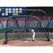 JayPro Sports Little Slam Portable Batting Cage