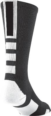 Nike Adult Dri-Fit No Show Socks (Medium) SX4212BLK