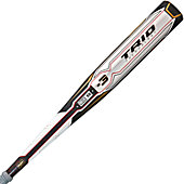 Rawlings 2015 Trio EndLoaded Hybrid -3 Adult Baseball Bat (BBCOR)