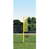 JAYPRO BASEBALL SOFTBALL 12FT FOUL POLE 11H