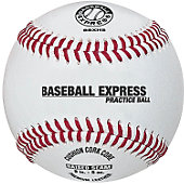 Baseball Express Practice Baseball (Dozen)