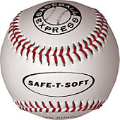 Baseball Express Safe-T-Soft Tee Ball Baseball (Dozen)