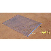 Trigon Steel Drag Mat