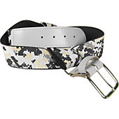 Twin City Adult Camo Baseball Belt