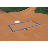 TRIGON BATTERS BOX FOLDABLE STEEL 3X6 11H