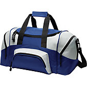 Port & Co. Improved Colorblock Small Sport Duffel