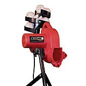 Heater BaseHit Baseball Pitching Machine with Ball Feeder