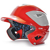 All-Star OSFA System 7 Two-Tone Batting Helmet