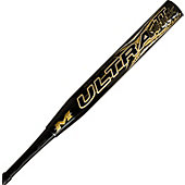 Miken 2016 Ultra II Black Big Cat SSUSA Slowpitch Bat