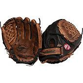 "Nokona Buckaroo Series 12.5"" Baseball/Softball Glove - Black"