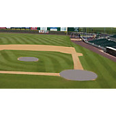 Blazer Athletic Pitchers Mound Weather Cover- 18 Foot Diamet