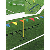 Blazer Athletic Pennant Pole Stand for Synthetic/Hard Surfac