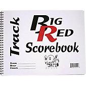 Blazer Track Scorebook