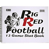 Blazer Football Stat Book