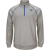 Majestic Adult Player Series Quarter-Zip Pullover