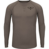 Majestic Men's Player Series Performance Fitted Baselayer Sh