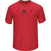 Majestic Youth Player Series Dri-Release Performance T-Shirt