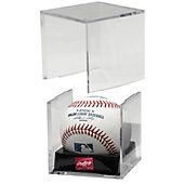 Rawlings Crystal Styrene Baseball Display Case