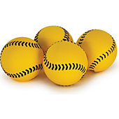 SKLZ Lightning Bolt Balls with Bucket (50 Pack)