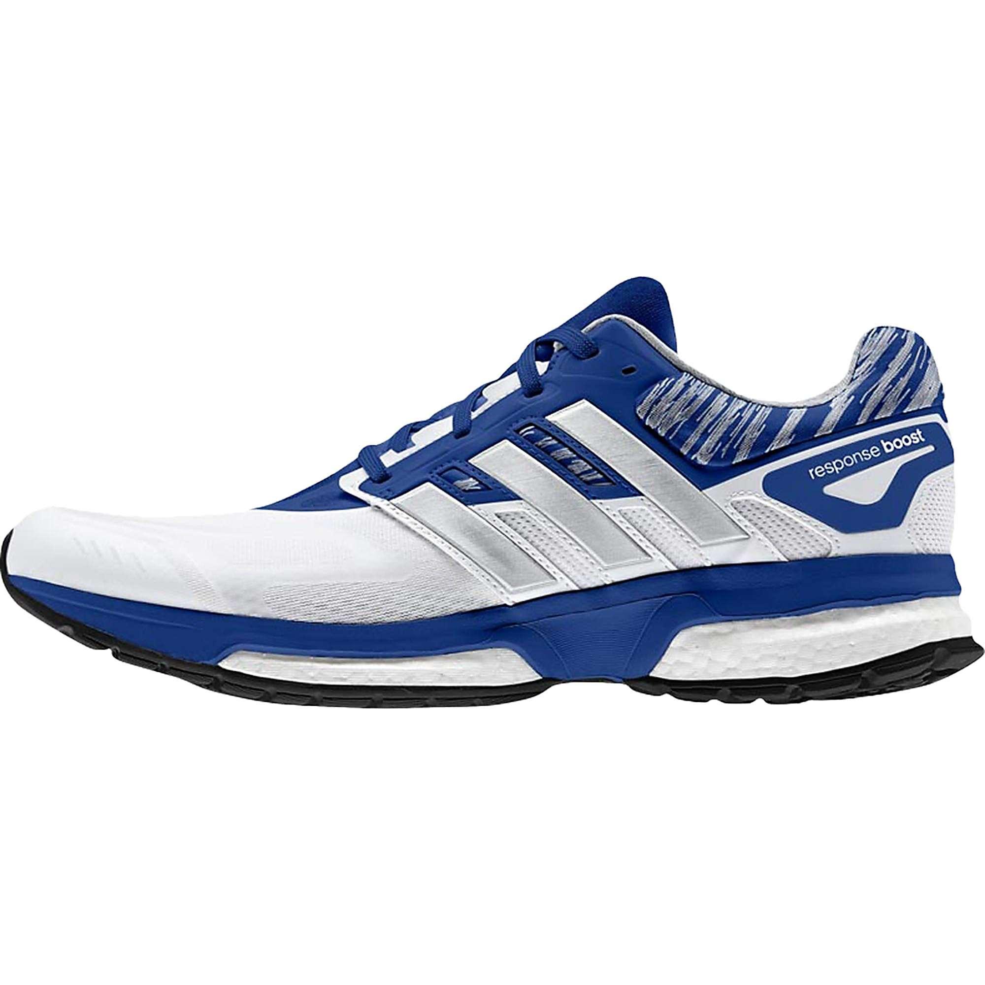 Adidas Men's Response Boost Techfit Running Shoe | eBay