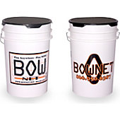 BowNet 6 Gallon Empty Ball Bucket