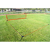 BowNet Portable Soccer/Tennis Court