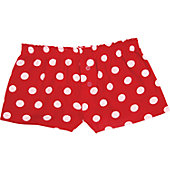 Boxercraft Women's Polka Dot Bitty Boxer Shorts