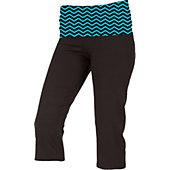 Boxercraft Girl's 90/10 Practice Capri Pants
