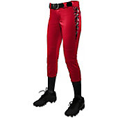 Champro Women's Camo Leadoff Softball Pant