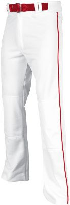 Champro Adult Pro-Plus Open Bottom Pant with Piping