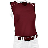 Champro Girls' Racer Back Fastpitch Jersey