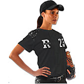 Champro Women's Circuit Camo Softball Jersey
