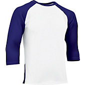 Champro Adult Complete Game 3/4 Sleeve Baseball Shirt