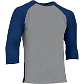 Champro Adult Extra Innings 3/4 Sleeve Baseball Shirt
